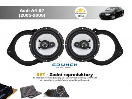 zadni repro Audi A4 B7 (2005 2008)