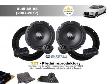 predni repro Audi A5 B8 (2007 2017)
