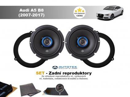 zadni repro Audi A5 B8 (2007 2017)