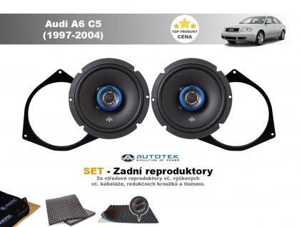 zadni repro Audi A6 C5 (1997 2004)