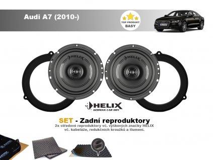 zadni repro Audi A7 (2010 )