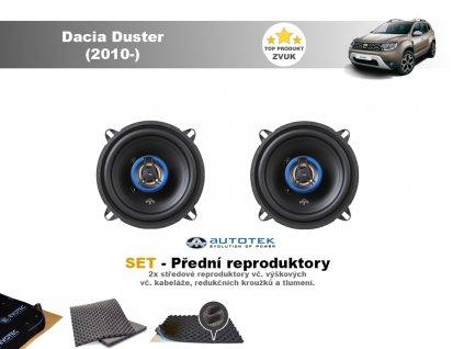 predni repro Dacia Duster (2010 )