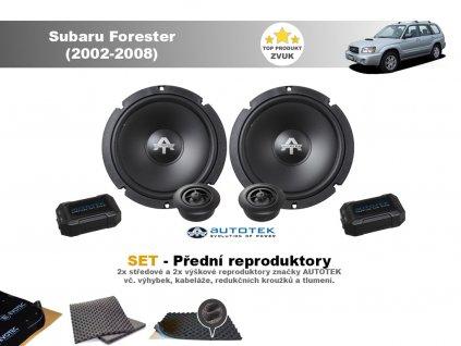 predni repro Subaru Forester (2002 2008)