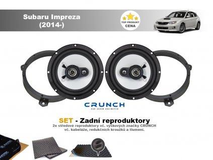 zadni repro Subaru Impreza (2014 )