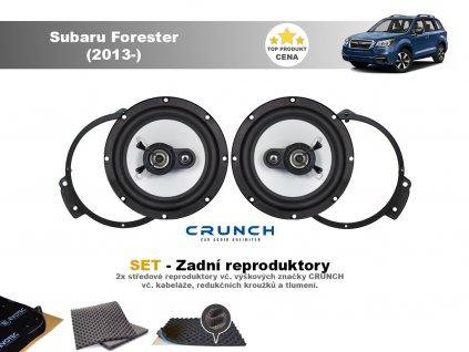 zadni repro Subaru Forester (2013 )