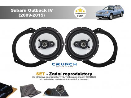 zadni repro Subaru Outback IV (2009 2015)