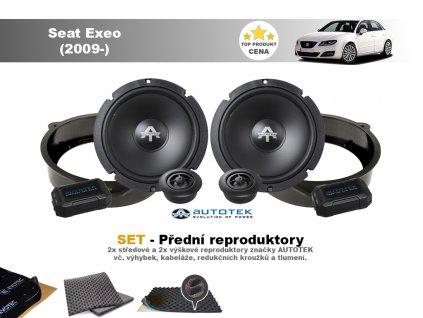 predni repro Seat Exeo (2009 )