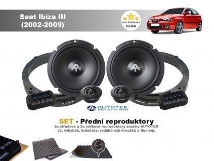 predni repro Seat Ibiza III (2002 2009)