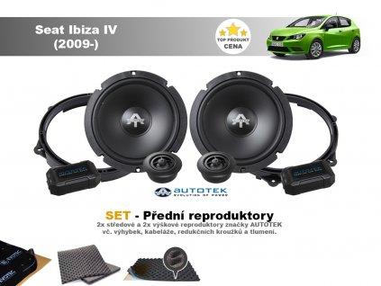 predni repro Seat Ibiza IV (2009 )