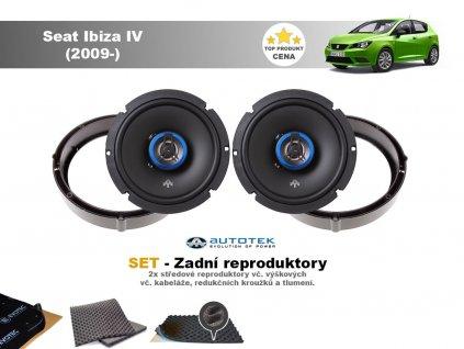 zadni repro Seat Ibiza IV (2009 )