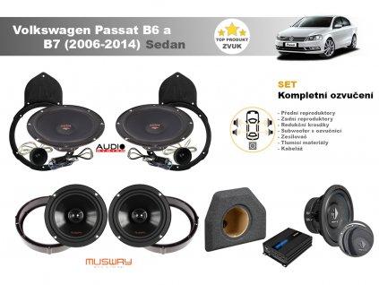 audiosystem sedan