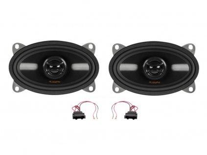 zadni repro Škoda Fabia I (99 07) ovaly