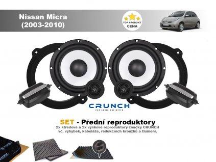 predni repro Nissan Micra (2003 2010)