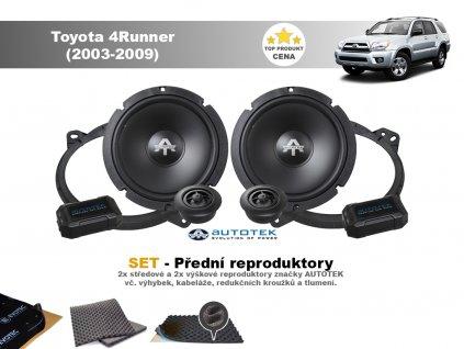 predni repro Toyota 4Runner (2003 2009)