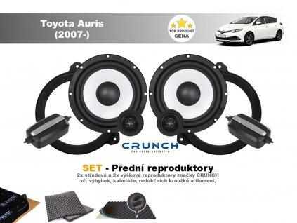 predni repro Toyota Auris (2007 )