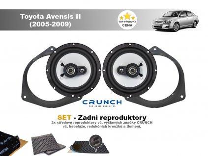 zadni repro Toyota Avensis II (2005 2009)