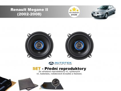 predni repro Renault Megane II (2002 2008)