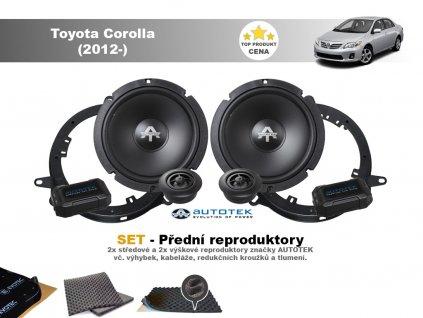 predni repro Toyota Corolla (2012 )