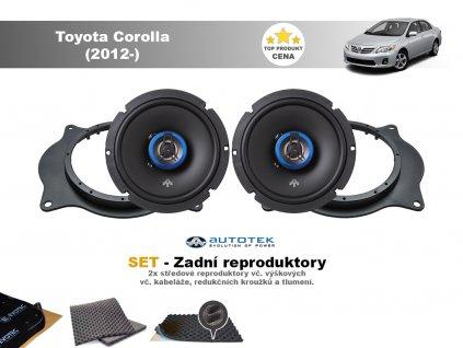 zadni repro Toyota Corolla (2012 )