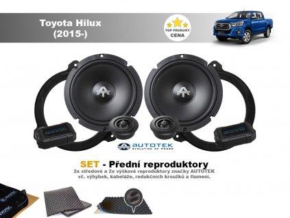 predni repro Toyota Hilux (2015 )