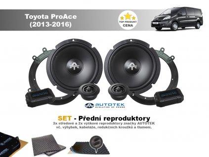 predni repro Toyota ProAce (2013 2016)