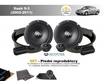 predni repro Saab 9 3 (2002 2011)