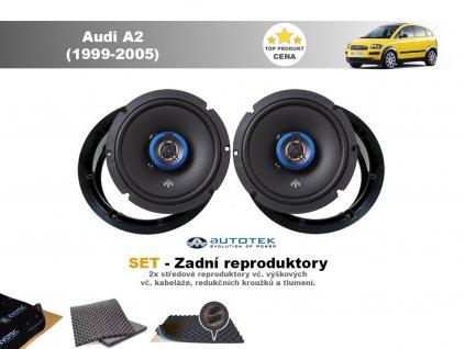 zadni repro Audi A2 (1999 2005)
