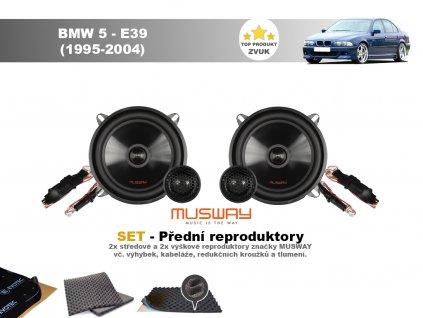 predni repr musway BMW 5 E39