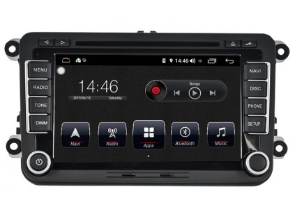 129278 2 autoradio geborn android agb610r