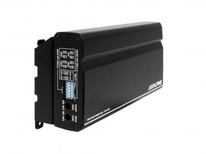 KTA 450 Power Pack Featuring Alpines Dynamic Peak Power DPP technology controller
