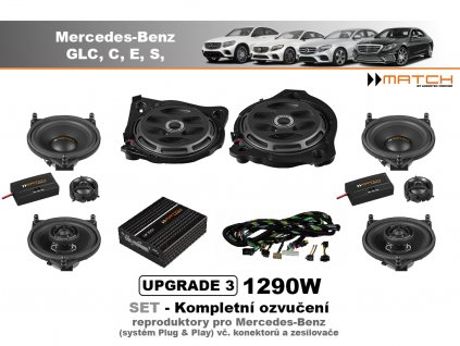 Mercedes MATCH UPGRADE 3