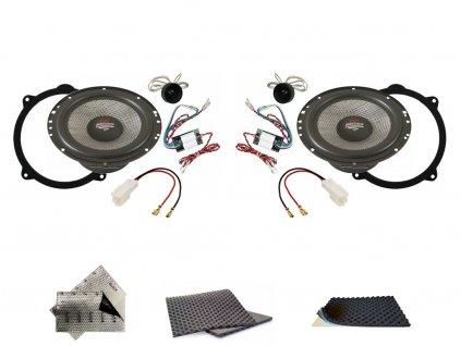 Audio system X