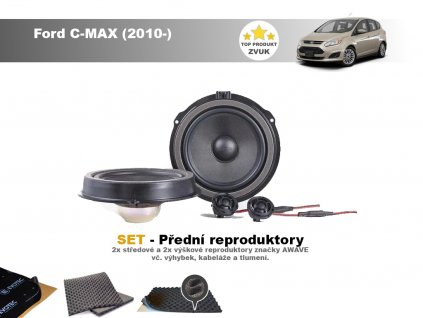 Ford C max (2010 ) Awave predni final