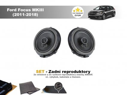 Ford Focus (2011 2018) Awave zadni final