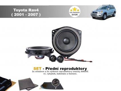 Toyota Rav4 (2000 2005) Awave predni final