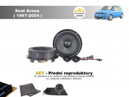 Seat Arosa (1997 2004) Awave predni final