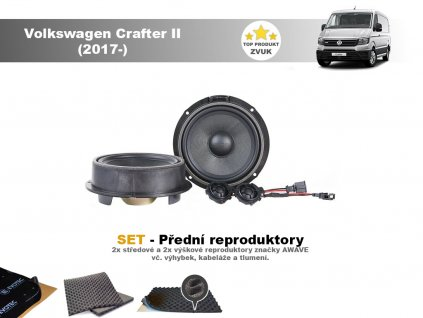 VW Crafter (2017 ) Awave predni final