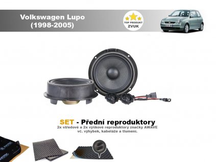 VW Lupo (1998 2005 ) Awave predni final