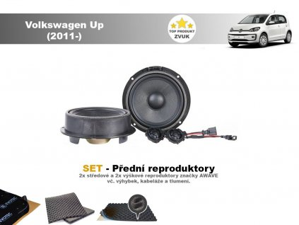 VW Up (2011 ) Awave predni final