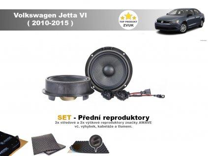 VW Jetta VI (2010 2015 ) Awave predni final