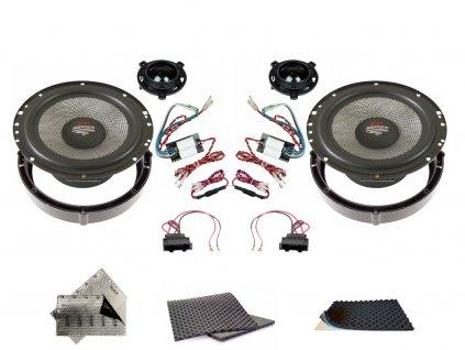 Audio system X set
