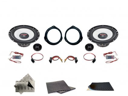 Audio system M set pro Vito