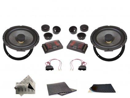 Audio system R flat