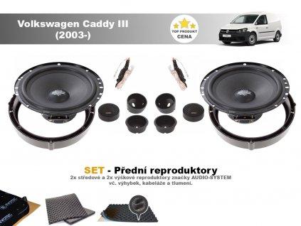 Volkswagen Caddy III MX přední