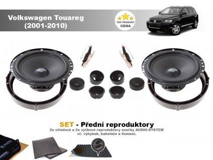 Volkswagen Touareg I MX predni