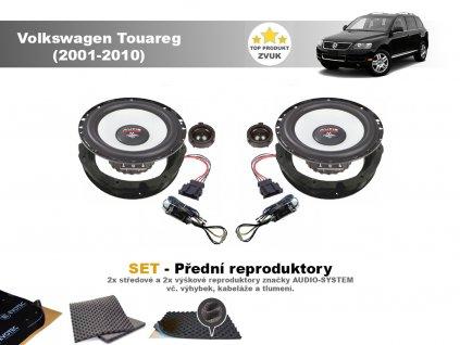 Volkswagen Touareg I M predni