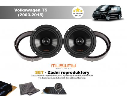 VW T5 Musway ME62 zadni final