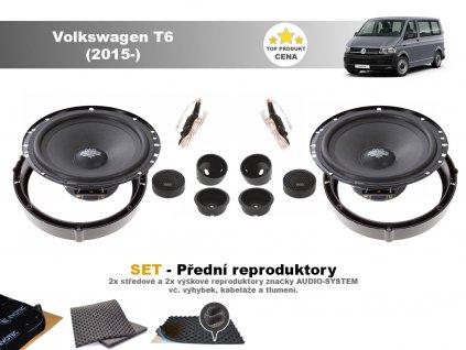 Volkswagen T6 MX predni