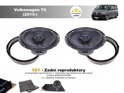 Volkswagen T6 MXC zadni