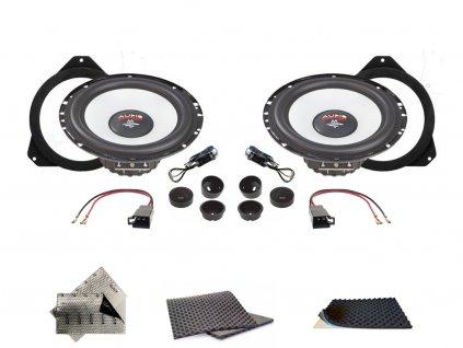 Audio system M